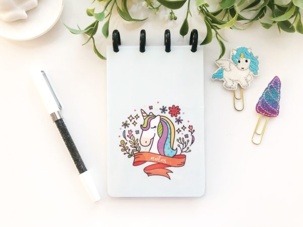 Metro Notes Magical Unicorn